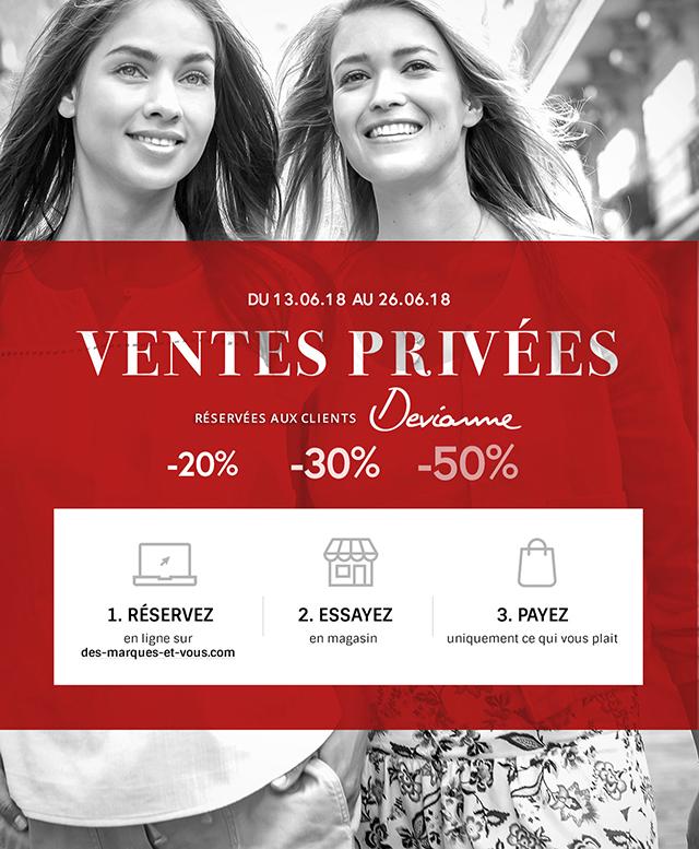 Vente privée Des Marques Et Vous